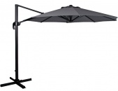 Linz umbrella alu 300 ant/grey