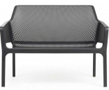 Net sofa anthracite