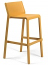 Trill bar stool mustard yellow