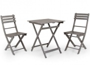 Bruton cafe set grey