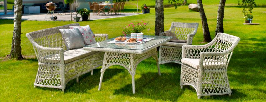 Плетение мебели садовой мебели своими руками